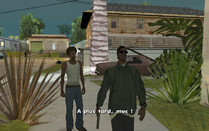 Ryder (mission) GTA San Andreas (fin)