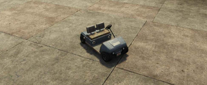 Caddie GTA V (variante RSC)