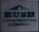 Rush Construction Company Logo