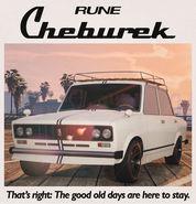 Cheburek - RGSCP