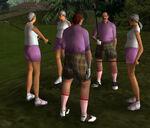 Gang golfistów (VC)