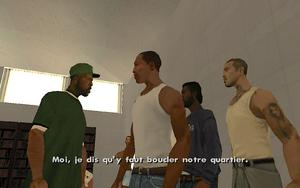 Riot GTA San Andreas (priorité)