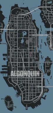 Algonquin (mapa)