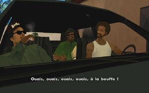 Drive-Thru GTA San Andreas (repas)