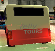 Felly Tours screen