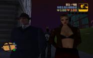GTA III pixeles emberkék