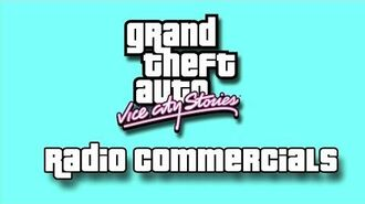 26 GTA Vice City Stories Radio Commercials