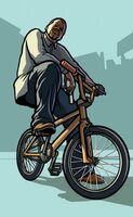 Artwork (BMX) GTA San Andreas