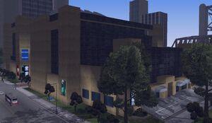 Centrum handlowe w Newport (III)