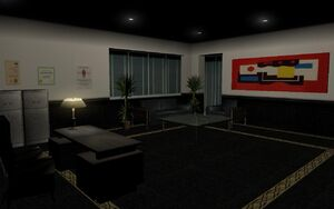 El Banco Corrupto Grande (GTAVC) (Manager's Office)