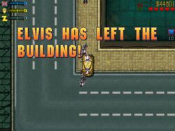 Elvis Has Left The Building! (GTA2)