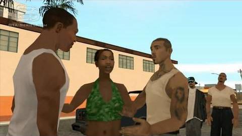 GTA San Andreas - Walkthrough - Mission -9 - Cesar Vialpando (HD)