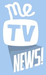 MeTV News (logo)