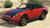 Comet Safari GTA Online