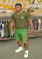 SubUrban (V - Koszulka z wycięciem LS Corkers)