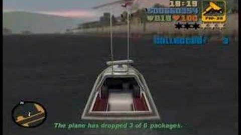 Grand Theft Auto 3 (PC) Mission 51 — A Drop In The Ocean