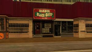 Barber Black Sheep (VCS)