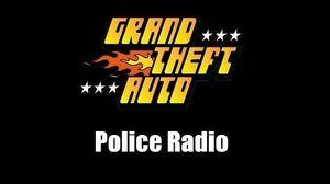 GTA 1 (GTA I) - Police Radio