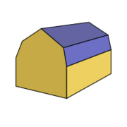 Mansardendach