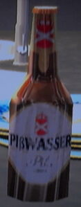 Pißwasser Liquor Bottle