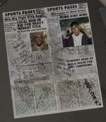 Sports Pages (IV)