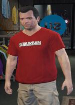 SubUrban (V - Ochrowa koszulka Suburban)