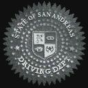 École de conduite GTA San Andreas (argent)
