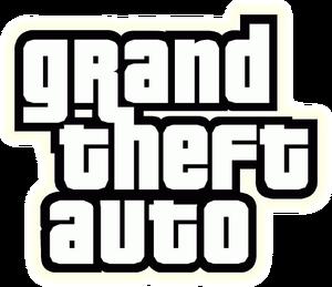 Логотип Grand Theft Auto, вселенная 3D