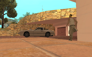 A Home in the Hills GTA San Andreas (fuite)