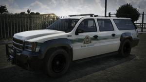 Park Ranger GTA V