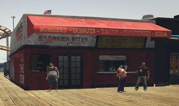 Sharkies Bites (V)