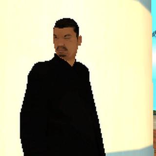 عضو الثالوثات الذي يظهر فقط في المشاهد السينمائية واسمه في ملفات اللعبة الداخلية هو cstriada3.