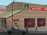 Remiza strażacka w San Fierro