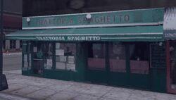 Trattoria Spaghetto (III)