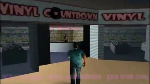 Walk on GTA - Vinyl Countdown - Grand Theft Wiki