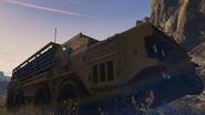 Chernobog bande-annonce Le braquage de la fin du monde GTA Online
