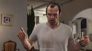 Grand Theft Auto V Tête d'enterrement (demande)