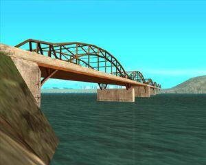 4. Мост Фредерик