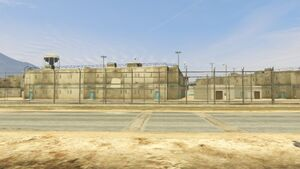 Bolingbroke Penitentiary-I