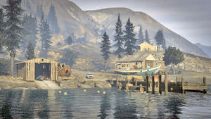 Cape Catfish GTA V