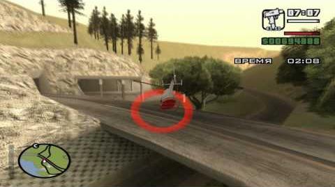 GTA San Andreas. Прохождение Гоночные соревнования 2 (ЛВ)