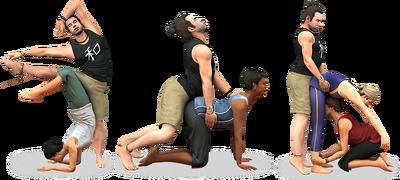 GTA V Yoga