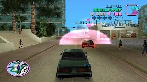 GTA Vice City- O Motorista