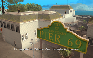 Pier 69 (mission) GTA San Andreas (Rifa)