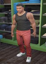 SubUrban (V - Czerwone dżinsowe rurki)