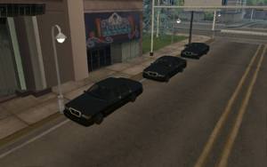 Management Issues GTA San Andreas (cortège)