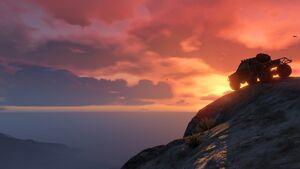 Mount Josiah-III