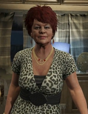 Pani Philips (V)