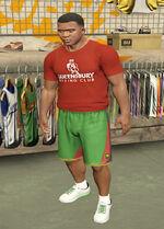 SubUrban (V - Koszulka Queensbury Boxing)