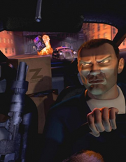 Claude Speed (GTA2 - art)